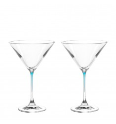Set 2 Cocktailschalen La Perla laguna