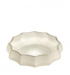 Schale Ferrara 28 cm beige