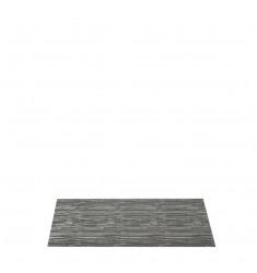 Platzset 35 x 48 cm grau meliert