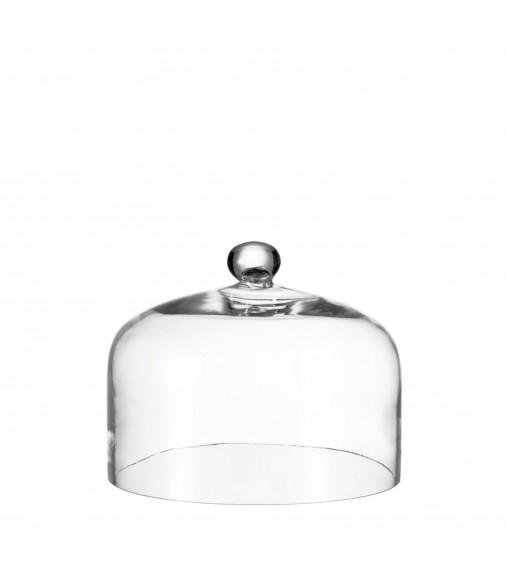 Glocke mit Knopf 29x22 Cupola