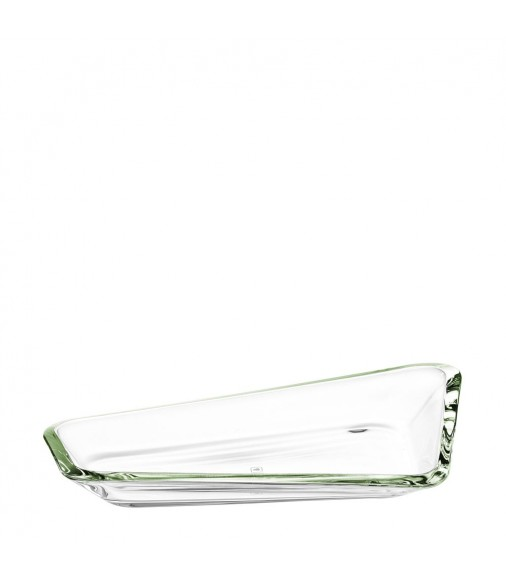 Schale Panarea 36 cm lang verde