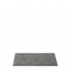 Platzset 33 x 46 cm grau meliert